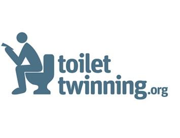 Toilet Twinning logo